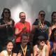 Team van PinkRoccade Healthcare na HomeRun 2019