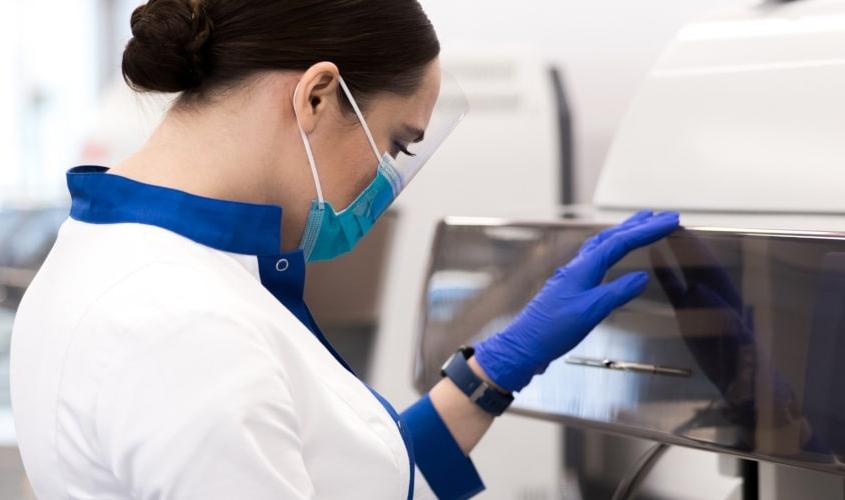 Laboratorium - Koppeling beheer