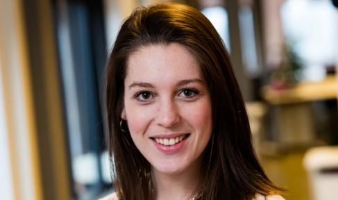 Rianne de Ridder - consultant PinkRoccade Ziekenhuizen