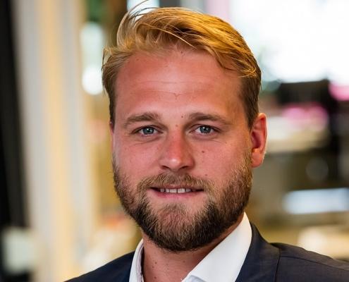 Erik Buursink - consultant PinkRoccade Ziekenhuizen