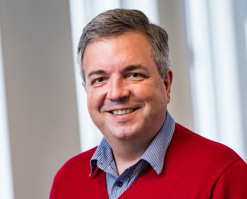 Jean-Marc Maas - consultant PinkRoccade Ziekenhuizen