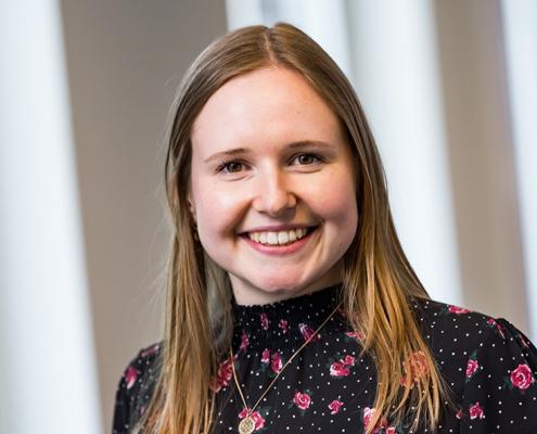 Lotte van Drie - consultant PinkRoccade Ziekenhuizen