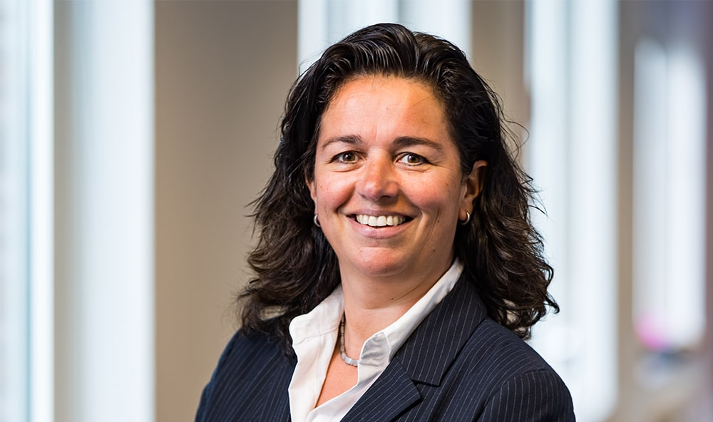 Marleen Lenssen - sales office & events PinkRoccade Ziekenhuizen